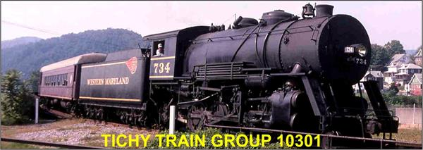 #10301N WM STEAM ENGINE DECAL