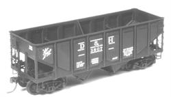 USRA HOPPER WITH PANEL SIDES