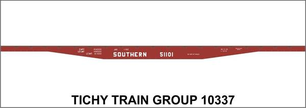 #10337S SOUTHERN 53'6