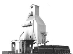 #7010 400 TON COALING TOWER