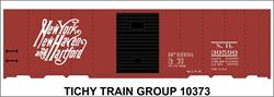 #10373 NH 40' STEEL BOXCAR DECAL
