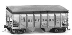 ANDERSONS HOPPER CAR
