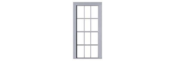 #2093 6/6 DOUBLE HUNG WINDOW