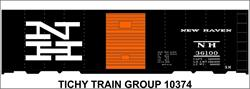 #10374 NH 40' STEEL BOXCAR DECAL